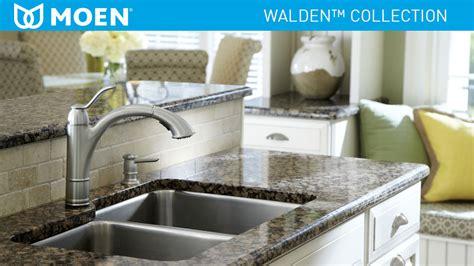 shop moen walden spot resist stainless microban 1 handle moen walden single handle pull out sprayer kitchen faucet