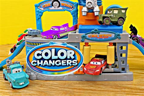 color changer cars color changers disney cars toys lightning mcqueen