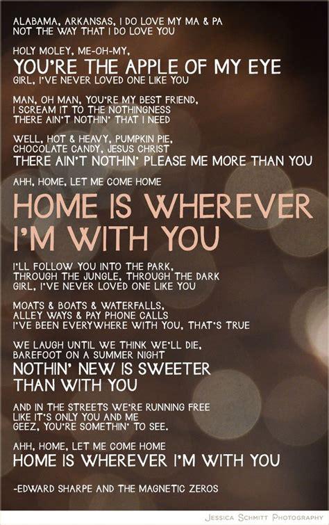 17 best ideas about home lyrics on michael