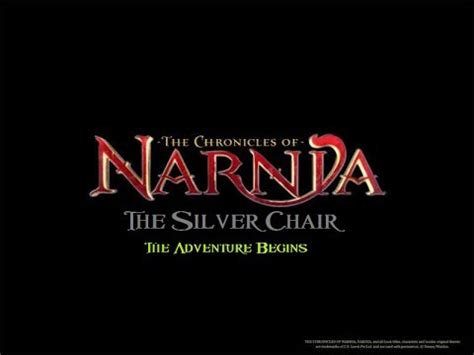 the chronicles of narnia the silver chair unofficial