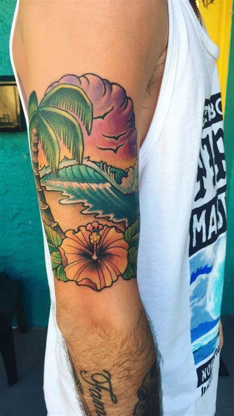 tattoo prices rhode island 357 best tattoos beach tropical tiki images on