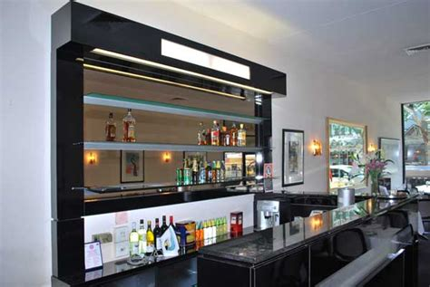 glass shelves for home bar images