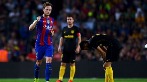 barcelona espn ivan rakitic omitted from barcelona squad to face