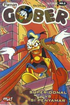 Komik Paman Gober Donald Duck 04 poket paman gober by kompas gramedia