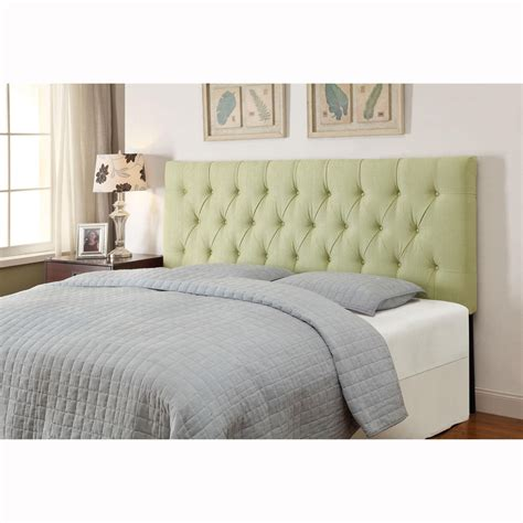 Tufted King Size Headboard by Lime Green King California King Size Tufted Upholstered