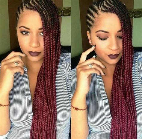 nubian hair long single plaits with shaved hair on sides you have to try lemonade braids the beyonce inspired