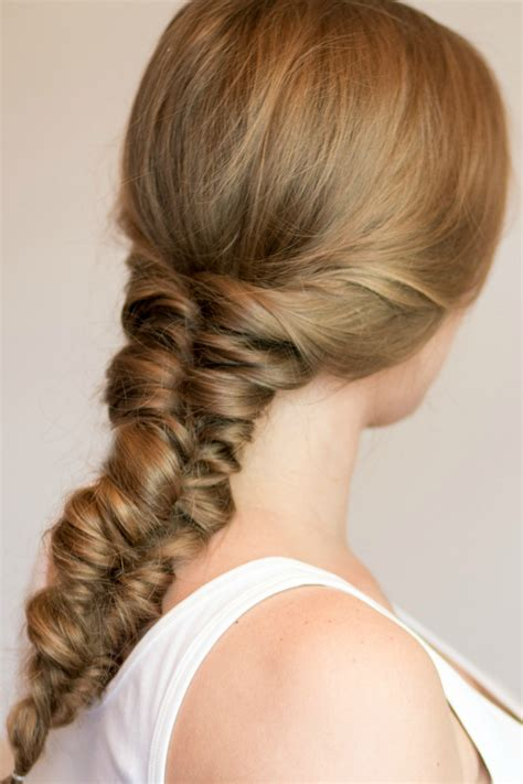heatless hairstyles easy heatless hair styles for long hair ashley brooke