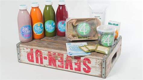 Detox In A Box Food Delivery by New Pearson Puts Six Diet Delivery Services