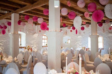 Hochzeitsdeko Raum by Hochzeitsdekoration Auf Schloss Ehrenfels Lions