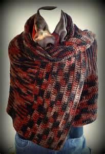 Handmade Shawls - handmade shawl wrap with button