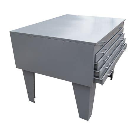 5 drawer metal file cabinet vintage metal mayline 5 drawer lateral flat filing
