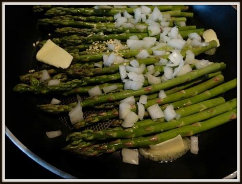 Springtime Side Sauteed Asparagus by Saut 233 Ed Asparagus And Scalloped Potatoes Simple Side