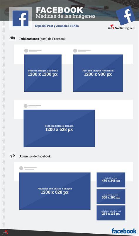 medidas imagenes para redes sociales medidas redes sociales siempre actualizada todas las