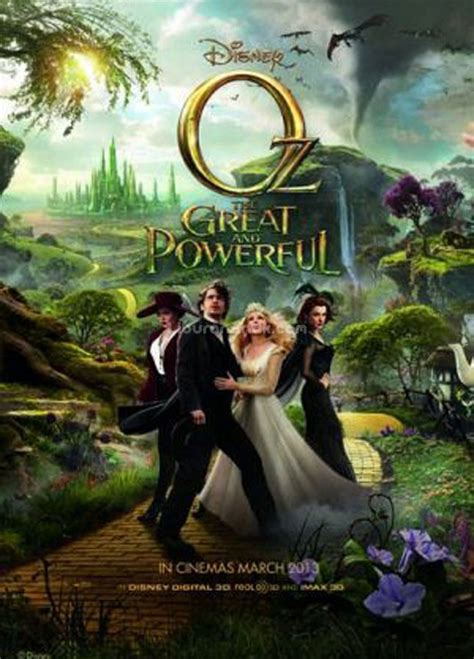 film fantasy penyihir film quot oz the great and powerful quot kids parents events