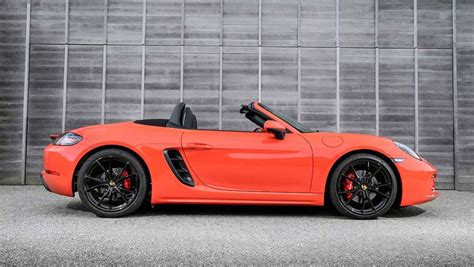 Porsche S Boxster by Porsche 718 Boxster S 2016 Review Road Test Carsguide