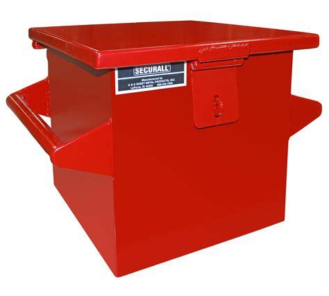 Box 6054 Type 3 type 3 explosive storage magazines type 3 day boxes securall