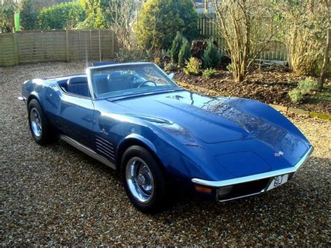 car hire honolulu mustang 1971 corvette stingray v8 convertible