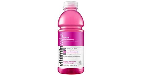 Vitamin Watter marketing of vitaminwater in advertising