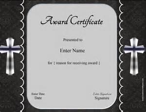 christian certificate template christian certificate template customizable appreciation certificates certificate theme appreciation