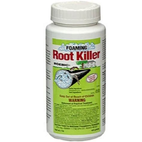 roebic labs lb foam root killer rail city garden