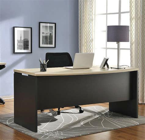executive office furniture desk large wood home modern computer business desks ebay