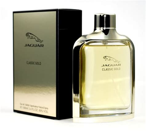 Parfum Jaguar Original jaguar classic gold for 100ml eau de toilette للبيع
