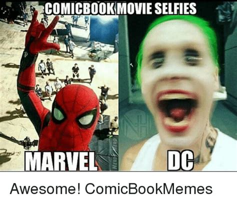 Meme Marvel - comicbookmovieselfies dc marvel awesome comicbookmemes