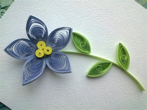 youtube quilling tutorial best 25 quilling flowers tutorial ideas on pinterest