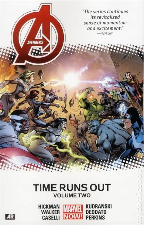 avengers time runs out avengers time runs out tpb 2015 marvel now comic books