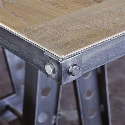 Scrap Metal Countertops - finishes scrap metal stainless steel work table