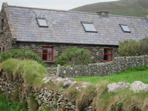 Nice Dining Room Dunquin Cottage Dingle Ireland Has Washer And Fireplace