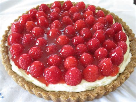 raspberry recipes raspberry cream cheese heart tarts recipe dishmaps