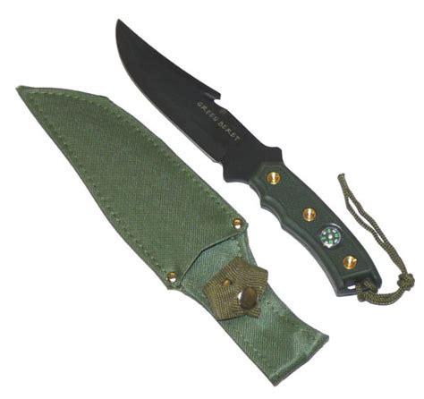survival combat knife green beret issue combat knife hk905 tactical survival