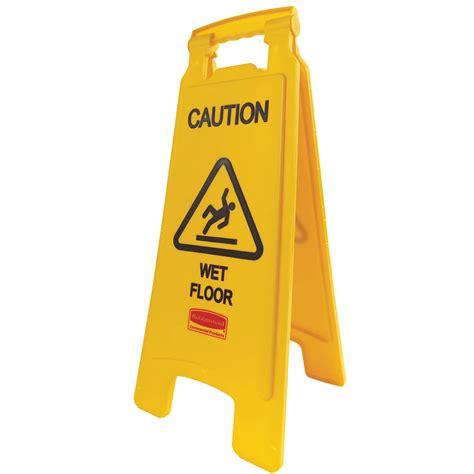 Considerations  Effective Wet Floor Sign Usage