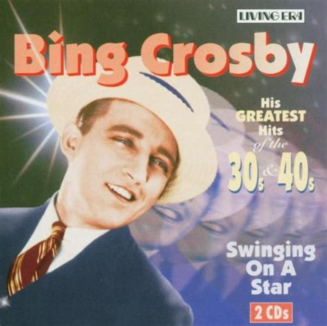 swing on a star bing crosby bing crosby swinging on a star records vinyl and cds