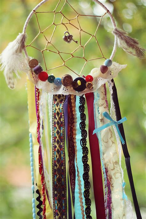Handmade Dreamcatcher - handmade catcher