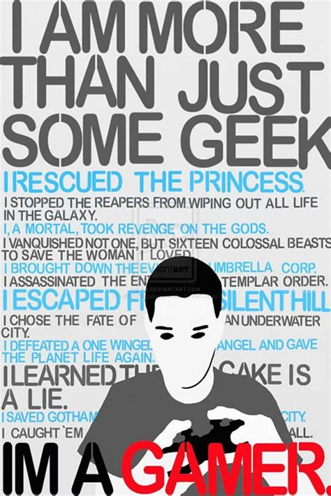 Gamers Quotes real gamer quotes quotesgram