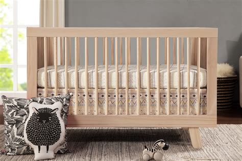 babyletto hudson 3 in 1 convertible crib washed