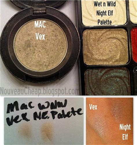 more mac dupes in the n pixie palettes