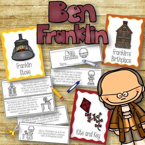 benjamin franklin biography for 4th graders 48 best images about 1st grade benjamin franklin on