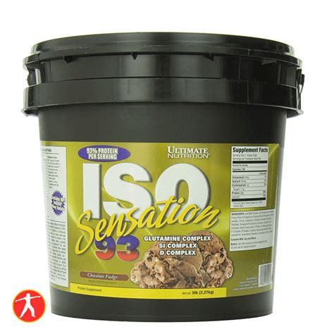 Iso Sensation 93 Ultimate Nutrition 5 Lbs ultimate nutrition iso sensation 93 5lbs 2 3kg