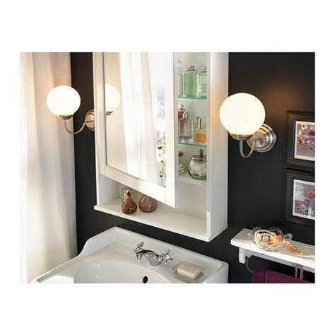 Ikea Badezimmer Le by Hemnes Spiegelschrank 1 T 252 R Wei 223 T 252 Ren Wei 223 Hemnes Und