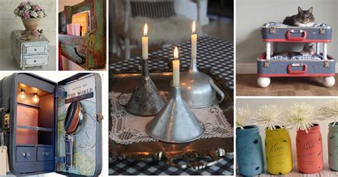 diy decorations vintage 25 easy to make diy vintage decor ideas diy projects