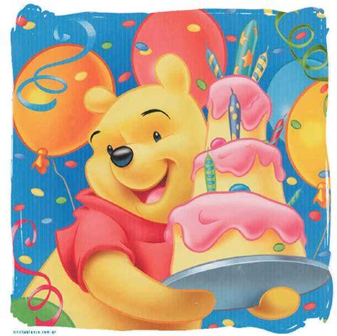 imagenes happy birthday friend winnie pooh