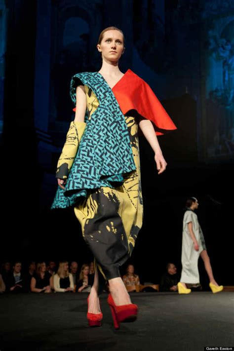 fashion design edinburgh edinburgh college of art show 2013 fashion textiles