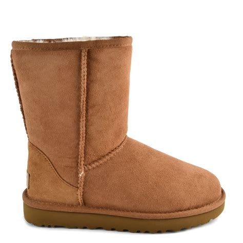 ugg classic ii chestnut suede boot