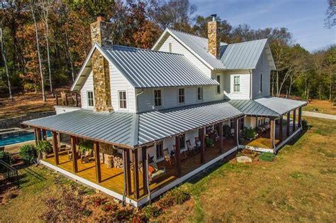 Country Style House With Wrap Around Porch peek inside miley cyrus new 5 8 million nashville farmhouse