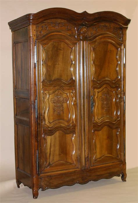 louis xv period armoire for sale antiques