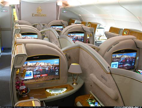 A380 Plane Interior by Airbus A 380 Interior Emirates Airline Airlines