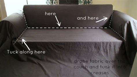 how much fabric to cover a couch high heels and training wheels diy couch reupholster with